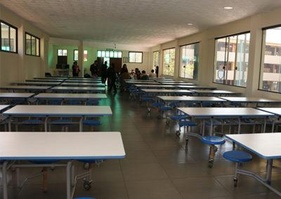 Cafeteria loyola